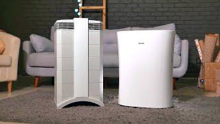 Обзор и тест очистителей воздуха BORK A704 и IQAir HealthPro 250