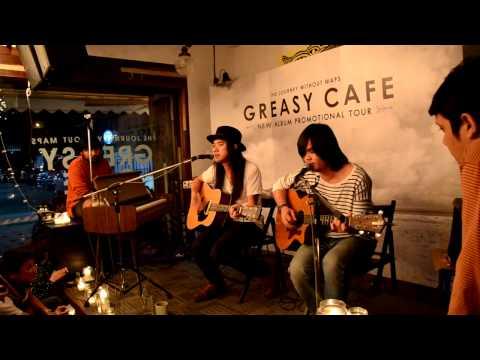 Greasy Cafe New Album