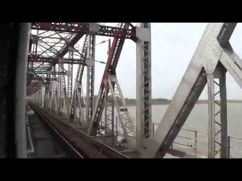 Narmada River Silver Jubilee Railway Bridge, Bharuch : Complete Coverage
