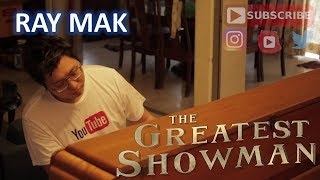 Download Lagu The Greatest Showman - This Is Me Piano by Ray Mak Mp3