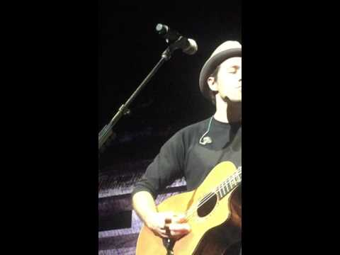 Jason Mraz Jacksonville Fl  What We Love We Become 2015