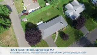 400 Forest Hills Road, Springfield MA 01128, MLS #: 71872017