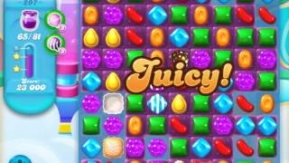 Candy Crush Soda Saga Level 297 (2nd nerfed, 3 Stars)