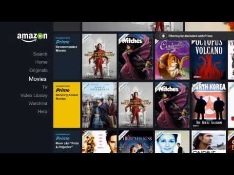 New Amazon Video App For Roku 2016