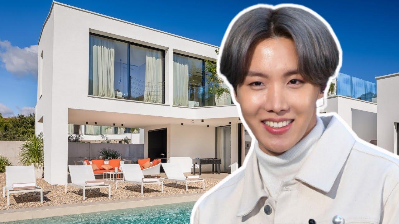 Как живет Чон Хосок (J-hope, Jung Ho seok) и сколько он зарабатывает