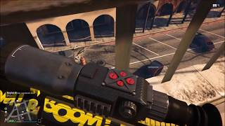 GTA 5 Online Trolling Players