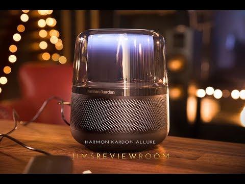 Harman Kardon Allure SMART speaker - REVIEW | JimsReviewRoom
