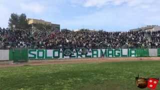 IL TIFO DELLA NORD - MONOPOLI-Taranto