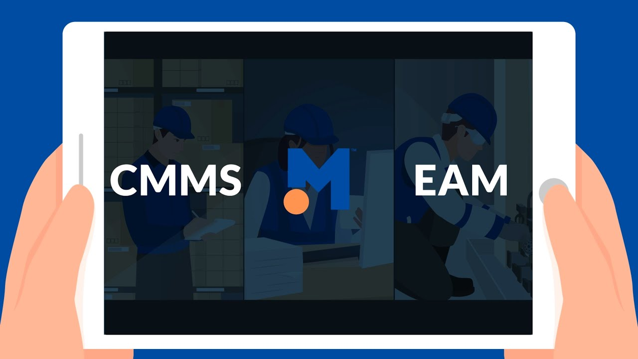 CMMS / EAM Software - MicroMain