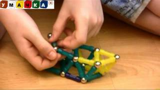 00151# Конструктор магнитный. 130 дет.(http://umachka.ua/развивающие-игрушки/конструкторы/магнитные/конструктор-магнитный.-130-дет.html., 2011-07-30T18:08:32.000Z)