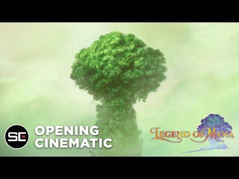Legend of Mana   Opening Movie