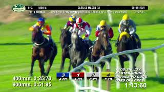 Vidéo de la course PMU CLASICO MACON (L) S.