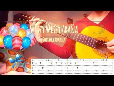 Free Download Witzy Araña Guitarra Acústica Fingerstyle Mp3 dan Mp4