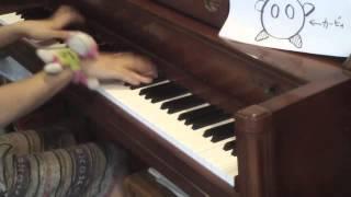 星のカービィの曲とかを弾いてみた【ピアノ】 marasy8