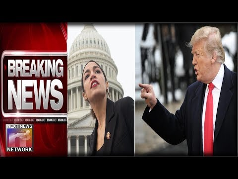 BREAKING: Trump PUBLICLY HUMILIATES Ocasio-Cortez, Then Her Response PROVES How STUPID She Really Is