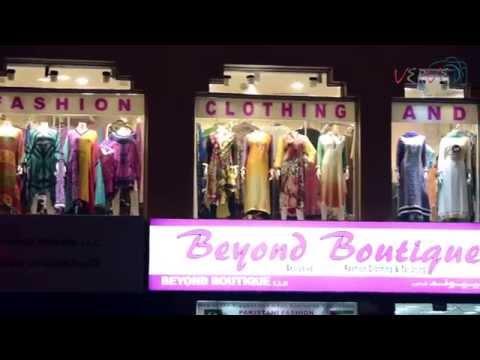 Beyond Boutique Dubai, Post Production by Verve The Art Gang
