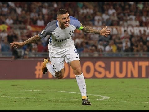 Roma vs Inter Milan 1-3 All Goals 2017/ 18  HD