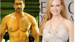 Nicole Kidman to Work in Shivaay with Ajay Devgan | New Bollywood Movies News 2014
