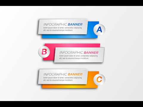 Infographic Tutorial infographic tutorial illustrator logo tutorial : Photoshop Tutorial | Logo 3D Infographic Design