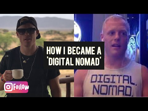 How I'm a Digital Nomad | The Story of Livin That Life 🌴 Travel Hacks, Thailand & Online Business