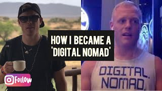 How I'm a Digital Nomad | The Story of Livin That Life ? Travel Hacks, Thailand & Online Bu