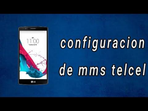 ▶▶Configuracion de mensajes multimedia telcel android ( mms)◀◀