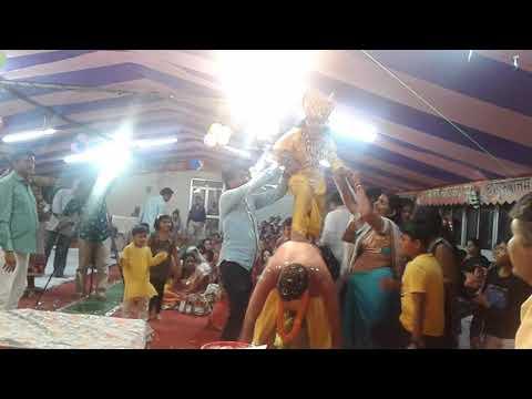 Shree madh bhagvat katha | makhan chori Leela | jaganath puri orissa 2017