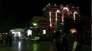 Ялта 2012-июль-Ночная набережная