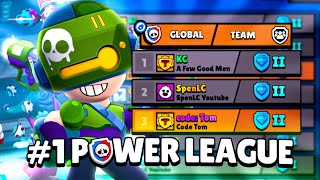 #1 #2 #3 in Power League + Unlocking Smuggler Penny