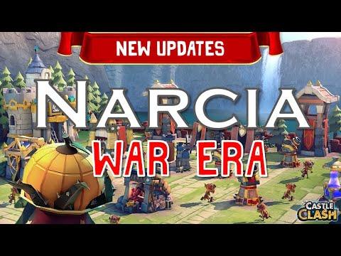 Narcia War Era - Castle Clash