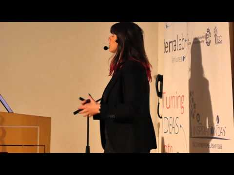 IDC Inspiration Day 2015 - Keren Elazari  - Next Frontiers of Hacking