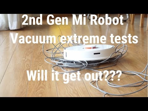 In Depth Review of Mi Robot Vacuum 2: Everything you need to know #SamiLuo