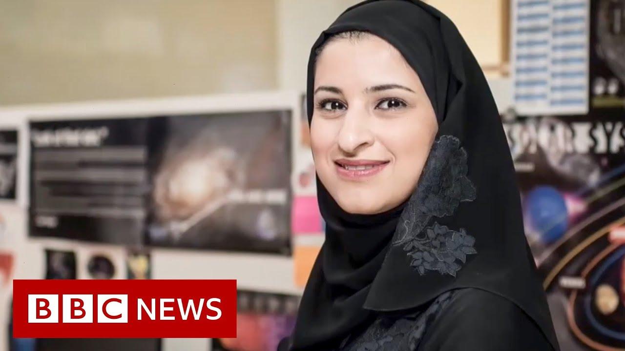 The woman leading the first Arab interplanetary mission - BBC News - BBC News