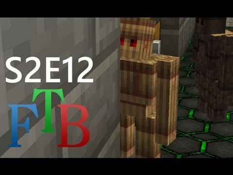 Feed The Beast: S2E12 - Koristelua ja suunnittelua
