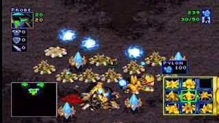 StarCraft 64 1vs4 Melee, @Eruption second game