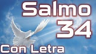 Salmo 34 - La protección divina (Con Letra) HD.