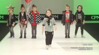 Показ    CPM KIDS, Collection Premiere Moscow, Осень Зима  2016 17