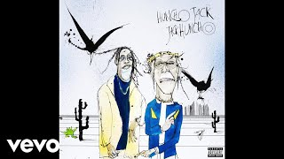 Huncho Jack Travis Scott Quavo Motorcycle Patches Audio