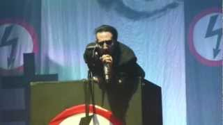 "Marilyn Manson ""  King Kill 33° - Antichrist Superstar   "" January 20 , 2013 , LC , Columbus Ohio"