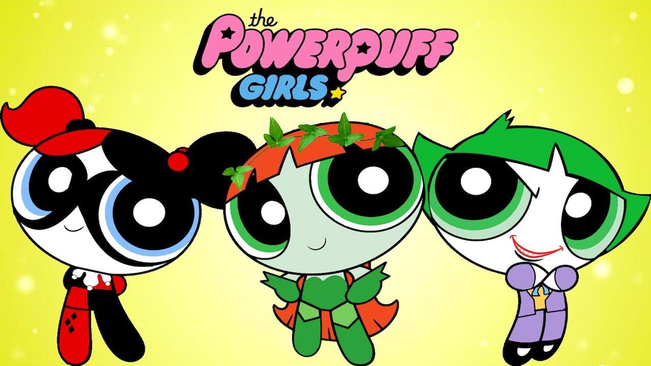 Powerpuff Girls Color Swap Transforms Blossom Bubbles