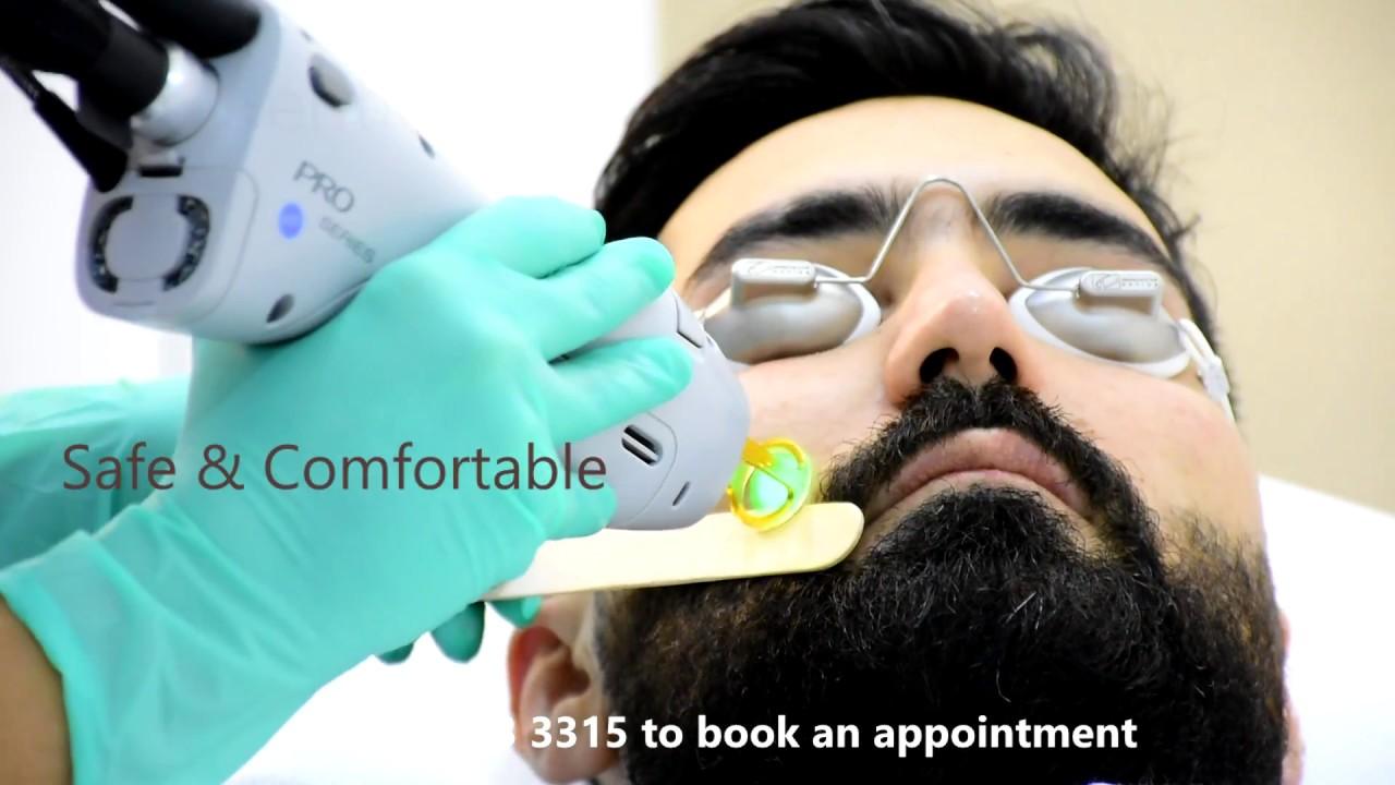 Laser Hair Removal Dubai Beard Shaping For Men At Confident