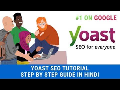 Yoast Seo Tutorial Hindi - Yoast Seo Settings Hindi 2019 - SEO For Beginners thumbnail