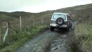 wrangler and pajero wayfarer 2 north wales