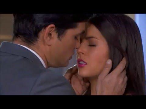 Besos de Maria y Cristóbal -