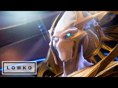 StarCraft 2: THE GRAND PRESERVER!