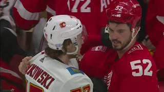 NHL: Game Misconducts 2017-2018