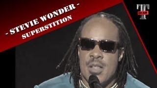 Stevie Wonder - Superstition (TARATATA LIVE - Avr.1995)