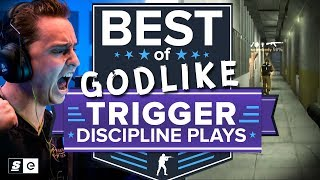 Godlike Trigger Discipline Plays: The Best of CS:GO Pros Holding Their Nerve