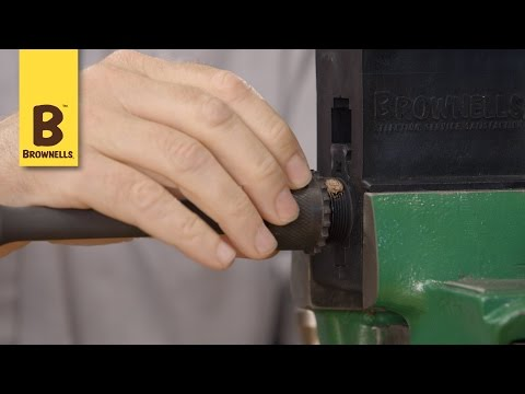 Quick Tip: Using anti seize on a barrel nut.