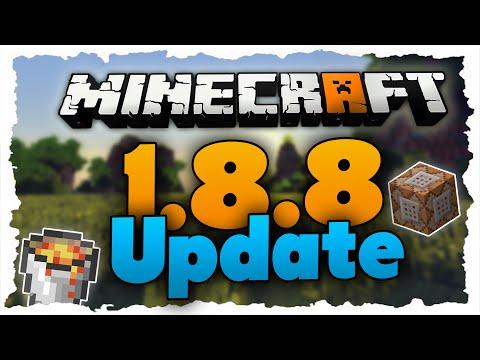 Minecraft 1.8.8 Update – Was ist Neu? (German) Alle Neuerungen